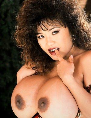 Free Asian Huge Tits Porn